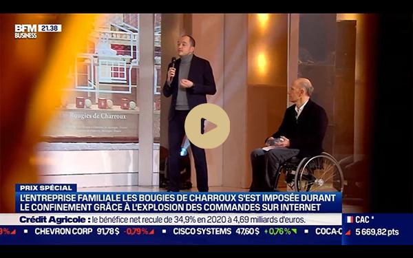 François Momboisse : Les Bougies de Charroux