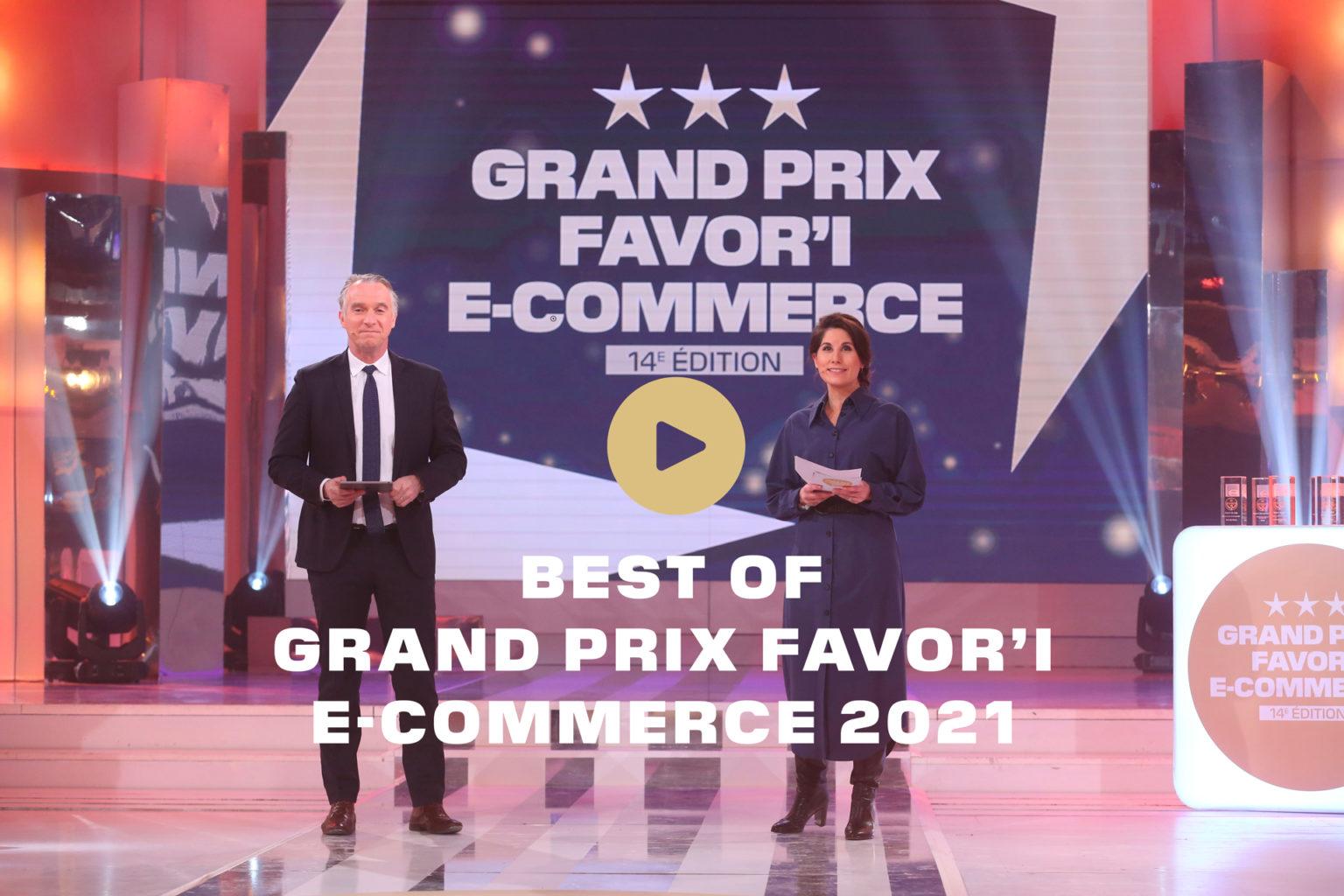 REPLAY : Grand Prix Favor'i E-commerce 2021
